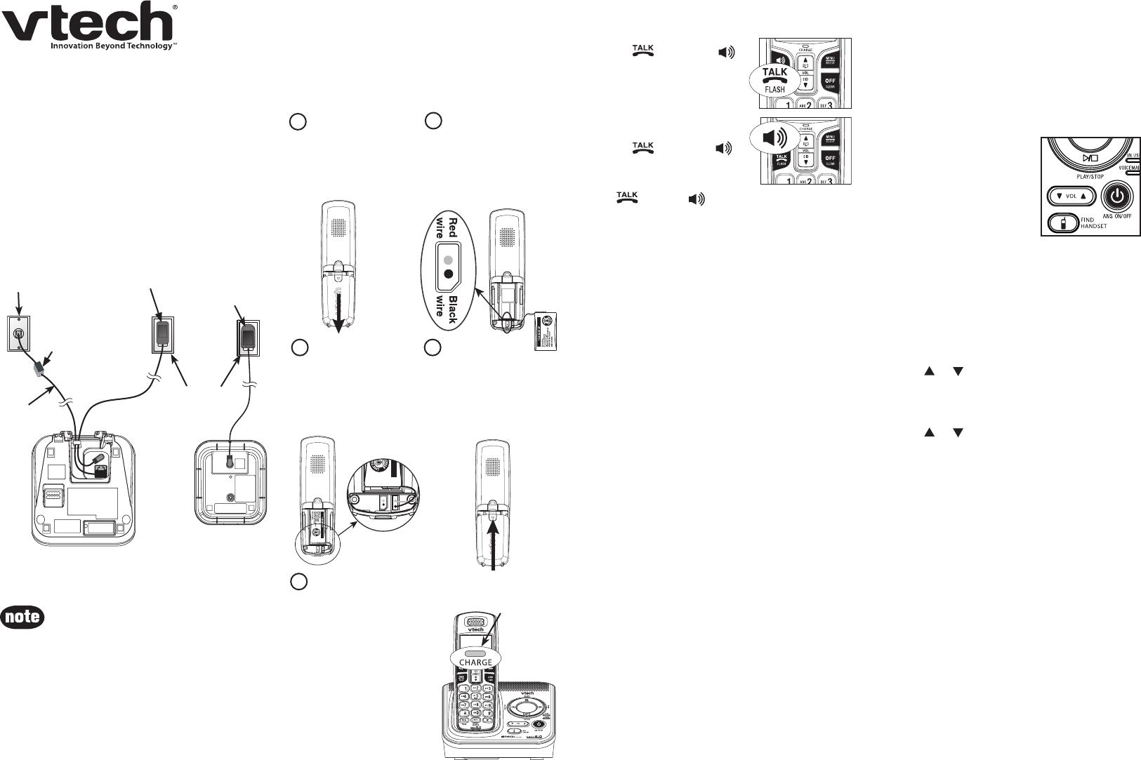 Vtech Telephone Cs6228 5 User Guide Manualsonline