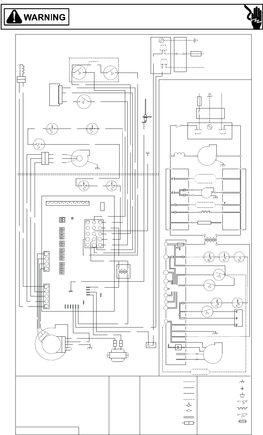 page 35 of goodman mfg furnace acvc9  amvc95 user guide