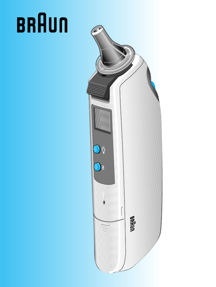 braun thermometer 6013 user guide