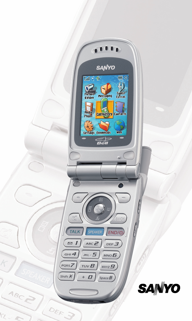sanyo cell phone scp8300 user guide manualsonline com rh cellphone manualsonline com Kyocera Cell Phones Cell Phone User Manuals