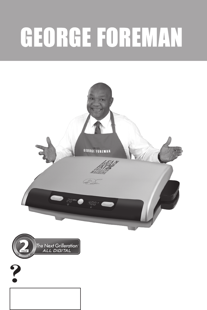 George Foreman Kitchen Grill Grp99sb User Guide Manualsonline