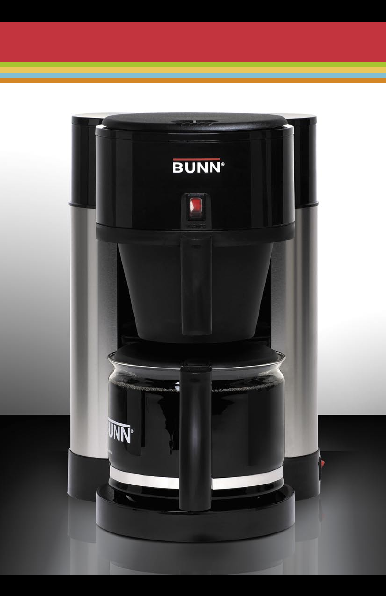 Tim Hortons Coffee Maker Manual : Bunn Coffeemaker NHBX-B User Guide ManualsOnline.com