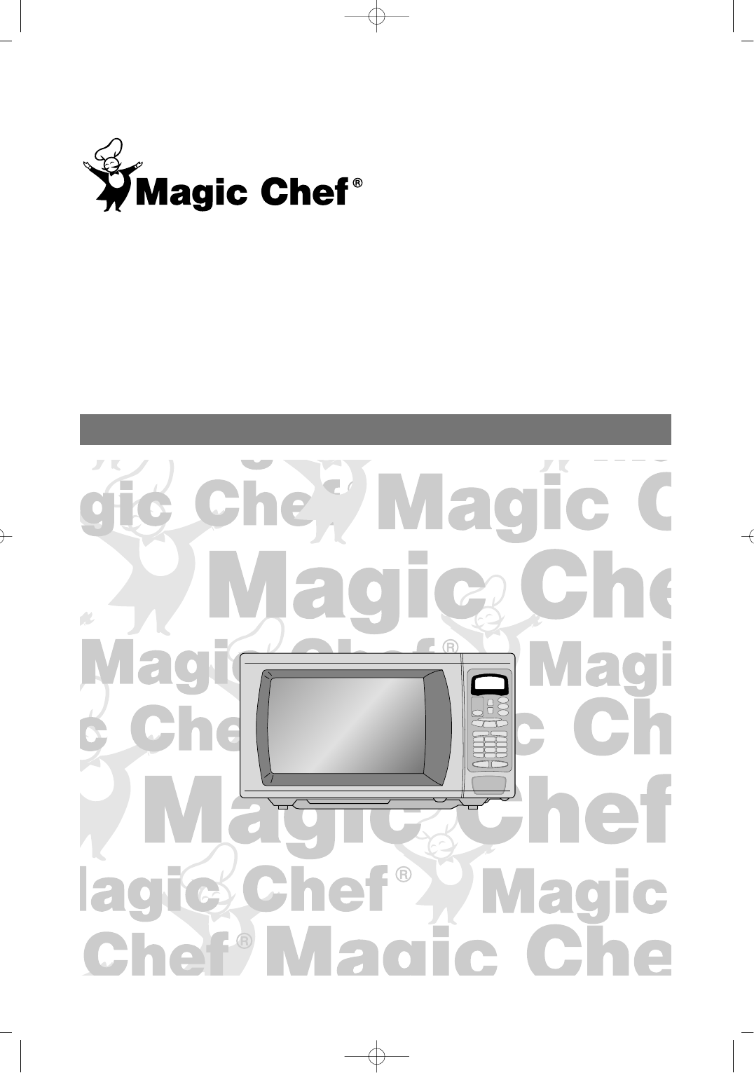 ce showroom magic chef microwave oven mcd1311w user manual ce rh ceshowroom manualsonline com Kenmore Oven Manual Microwave Convection Oven