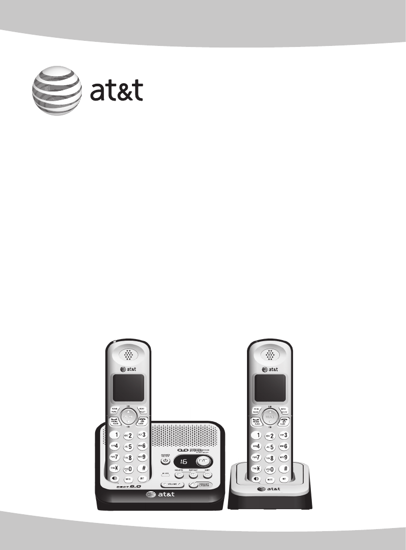 at t cordless telephone el52210 user guide manualsonline com rh phone manualsonline com