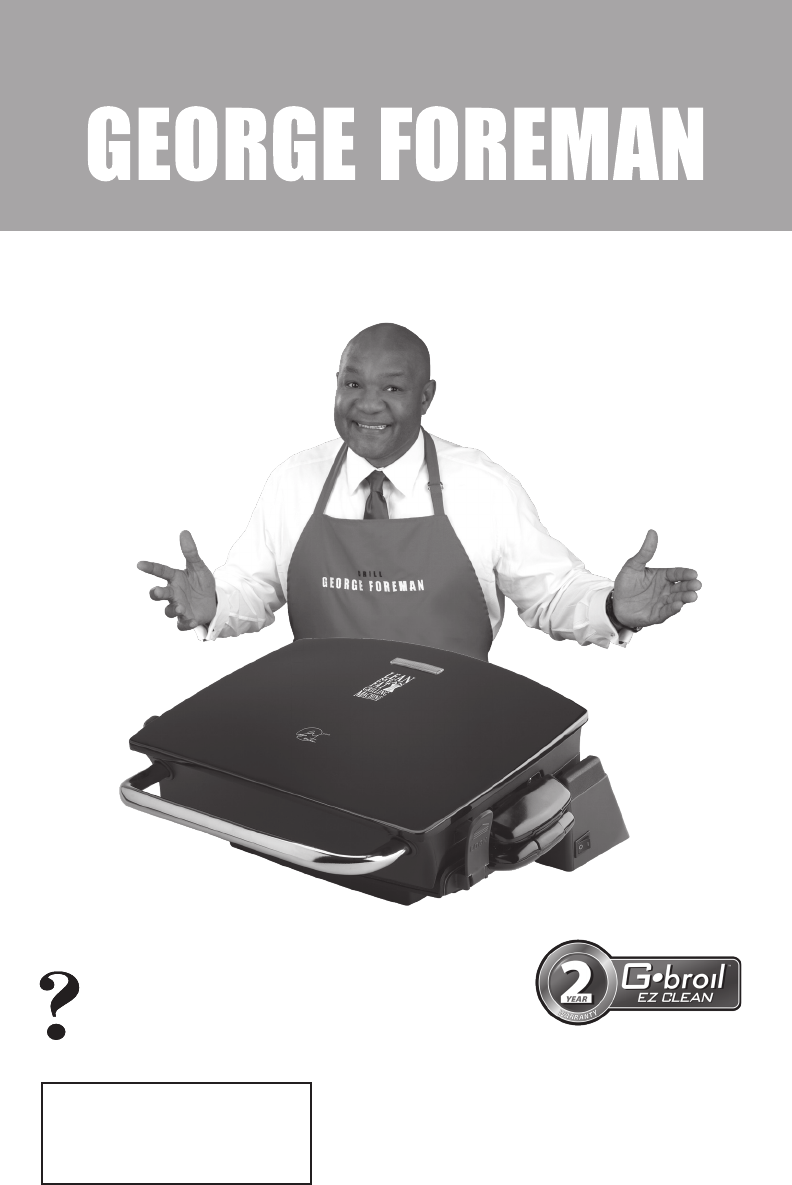 George Foreman Lean Mean Fat Reducing Grilling Machine Partsorge