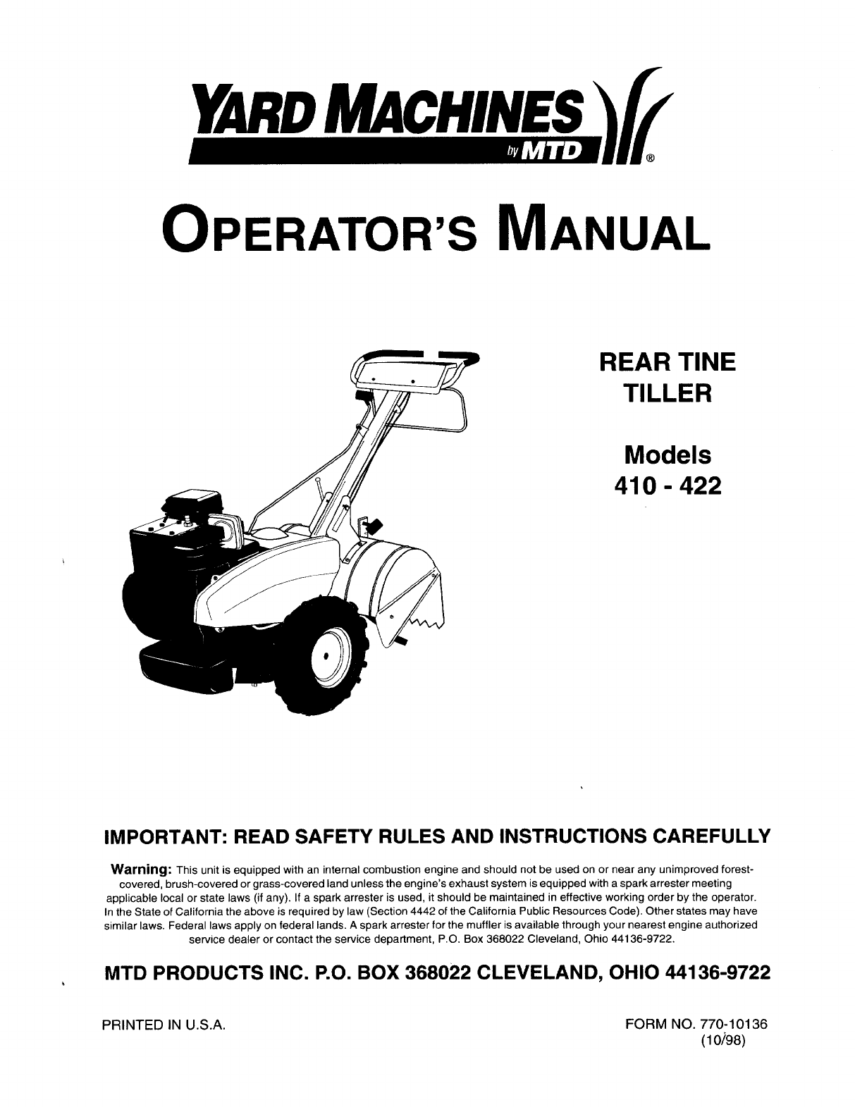 Mtd Lawn Tractor Wiring Diagram Car Diagrams Manuals Next Next Yard  Machines