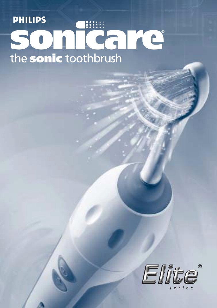 philips electric toothbrush 7800 user guide manualsonline com rh personalcare manualsonline com Costco Sonicare Sonicare Toothbrush