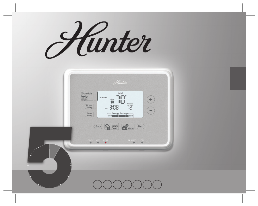 Wiring Diagram For Hunter Thermostat : Hunter wiring diagram images