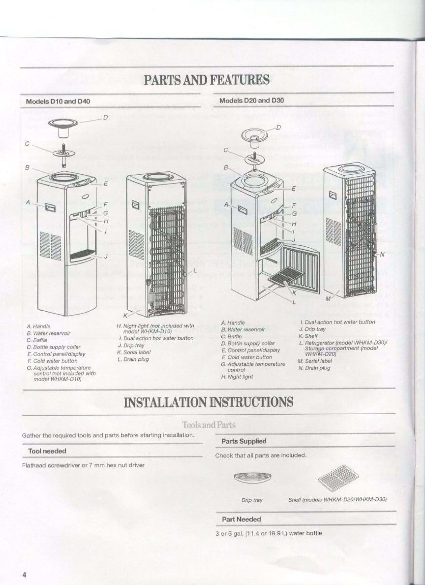 d06a18a2 2790 90e4 5996 90dc6c36ed21 bg4 page 4 of whirlpool water dispenser whkm d30 user guide hot cold water dispenser wiring diagram at reclaimingppi.co