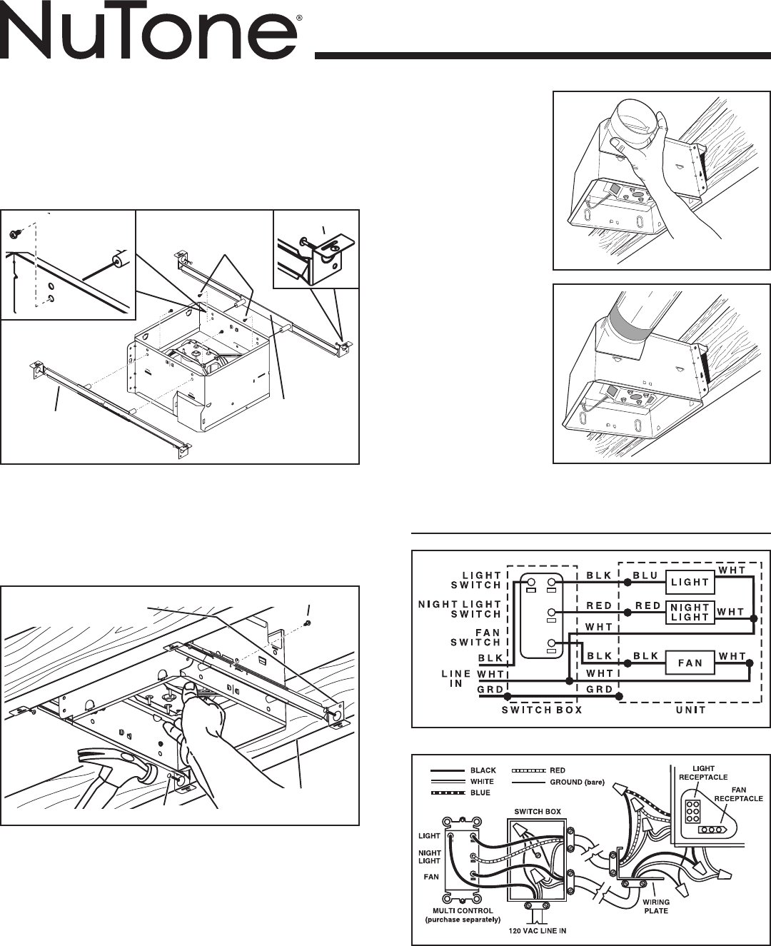 Ceiling Fan And Light Wiring Diagram Manual Guide