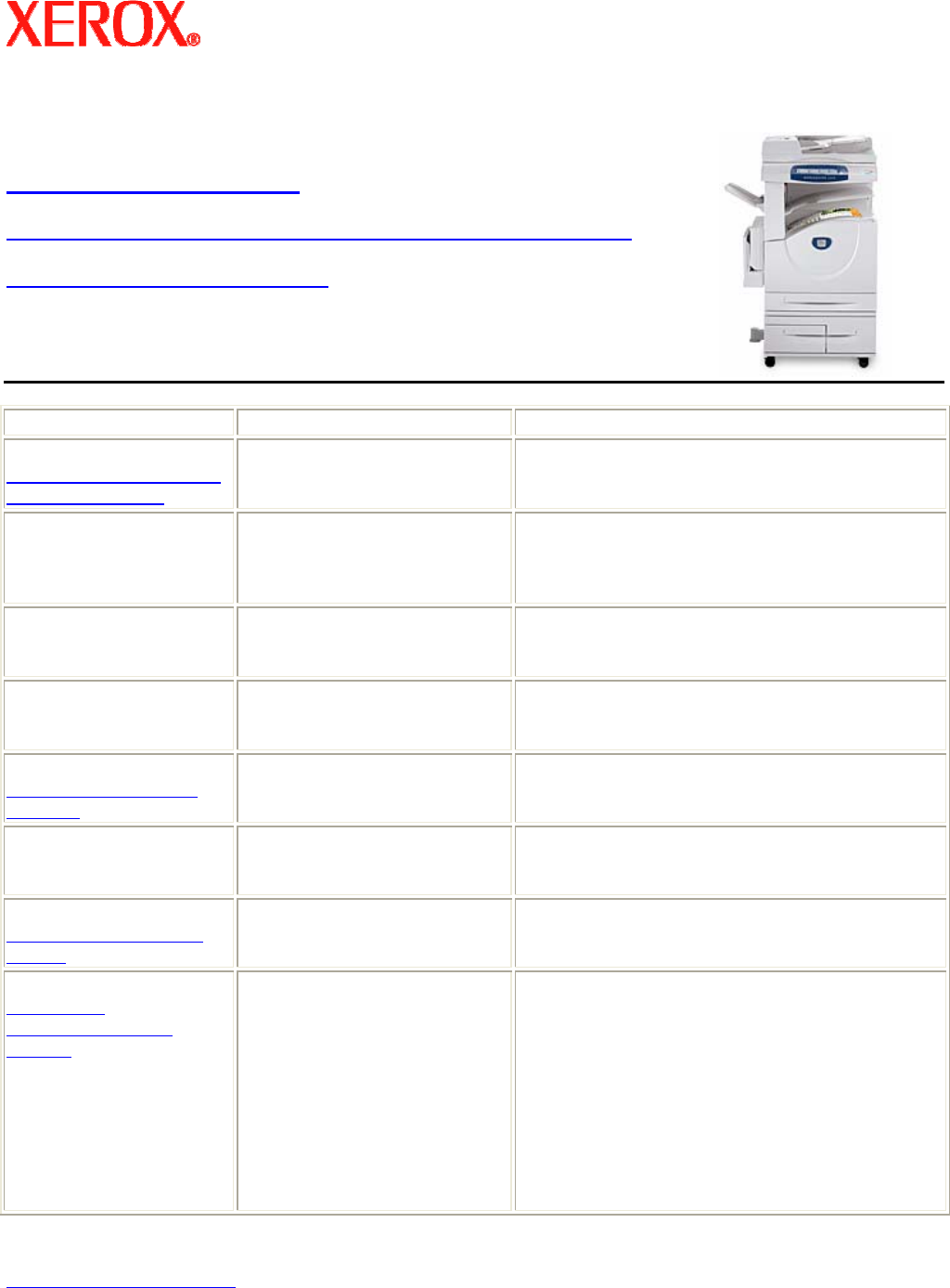 Xerox all in one printer 7232 user guide for Voluntary product accessibility template section 508