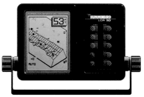 page 13 of humminbird fish finder lcr 3d user guide, Fish Finder