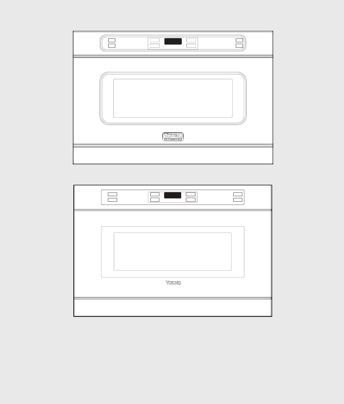 Viking microwave oven vmod241ss user guide manualsonline viking installation guide publicscrutiny Image collections