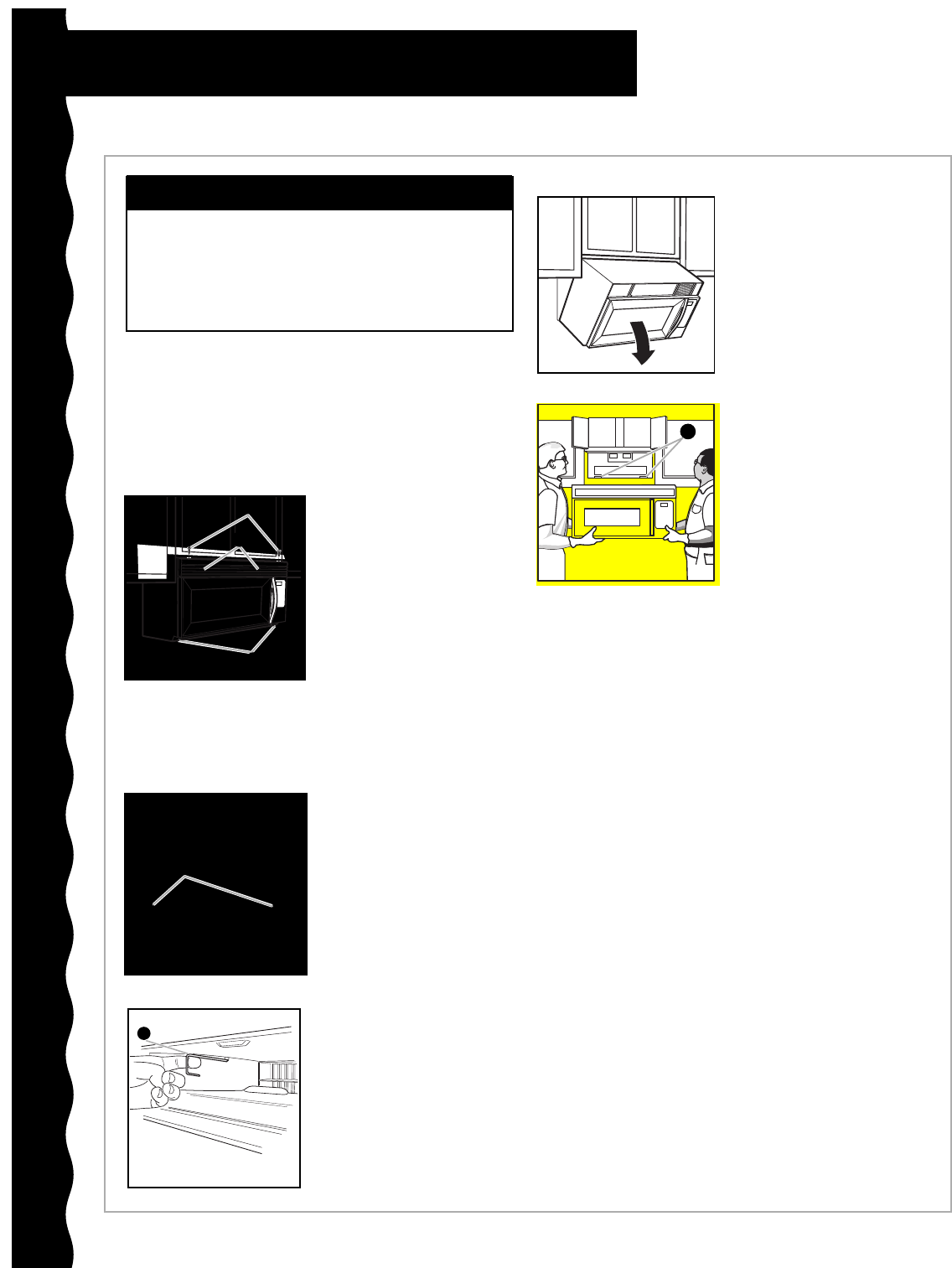 Page 6 of KitchenAid Microwave Oven KHMS147HWH User Guide  -> Kitchenaid Oven Manual