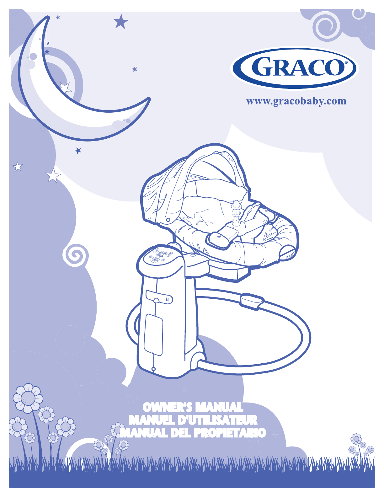 Graco Baby Swing 1759162 User Guide Manualsonline Com