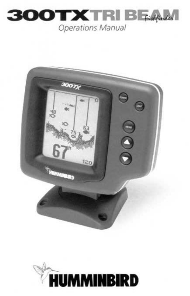 humminbird fish finder 300tx user guide manualsonline com rh marine manualsonline com LG Touch Phone Operating Manual LG Extravert Manual