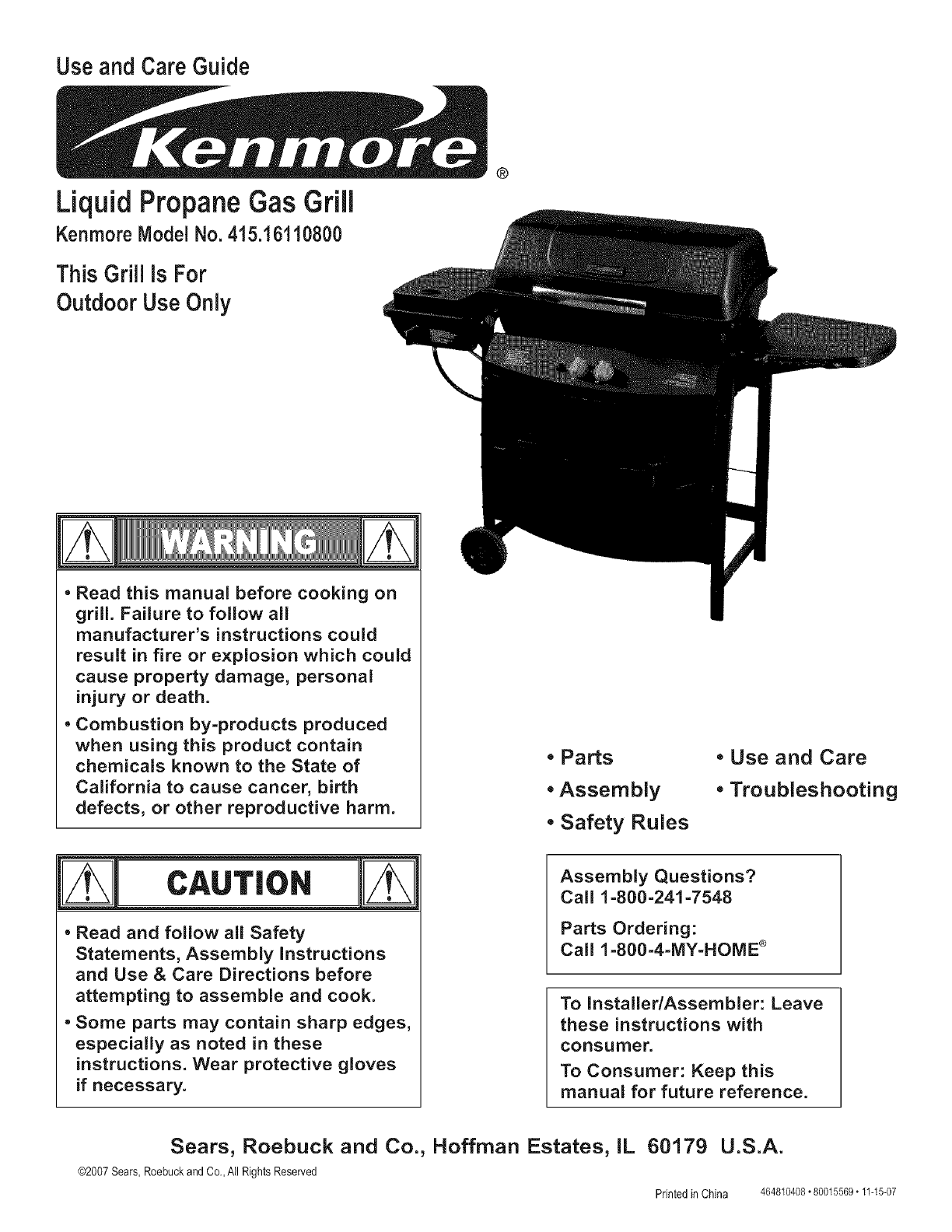 kenmore gas grill. kenmore gas grill