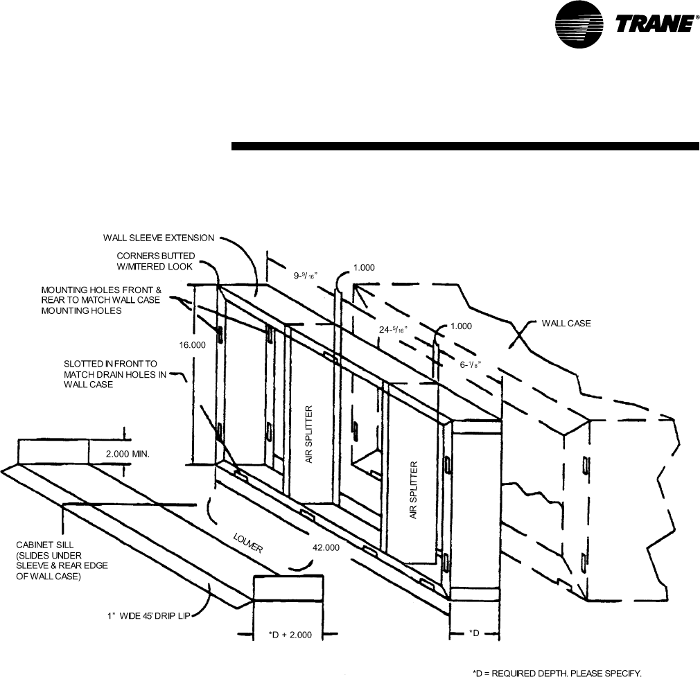 trane air conditioner owners manual