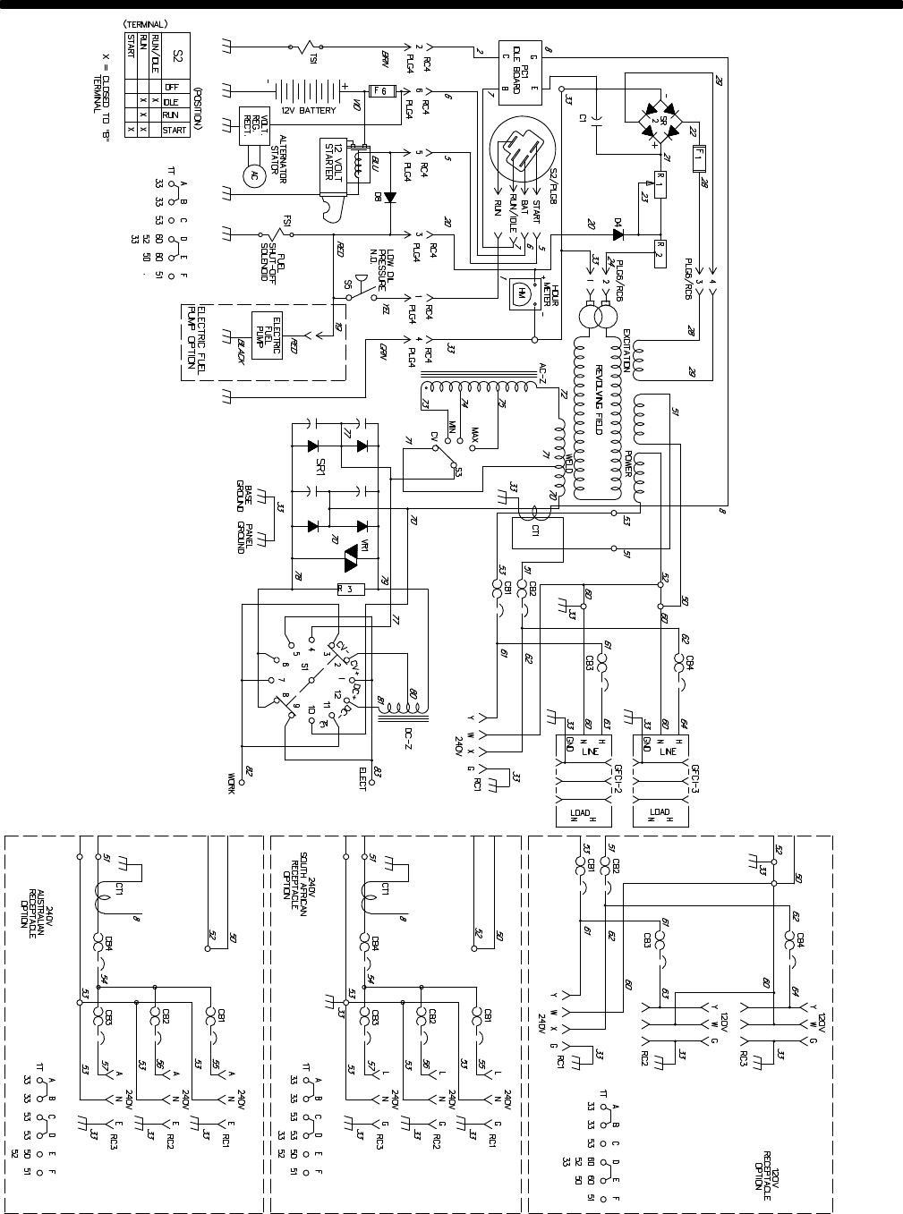 Miller Bobcat 250 Wiring Diagram in addition Auto Meter Voltmeter Gauge Electrical Jeep Logo 8717 Yj Tj Jk Manu Install besides Automotive Bosch Relay Wiring Diagram in addition Mercury Cougar Fuse Box Diagram Wiring Schemes also Showthread. on one wire alternator diagram schematics