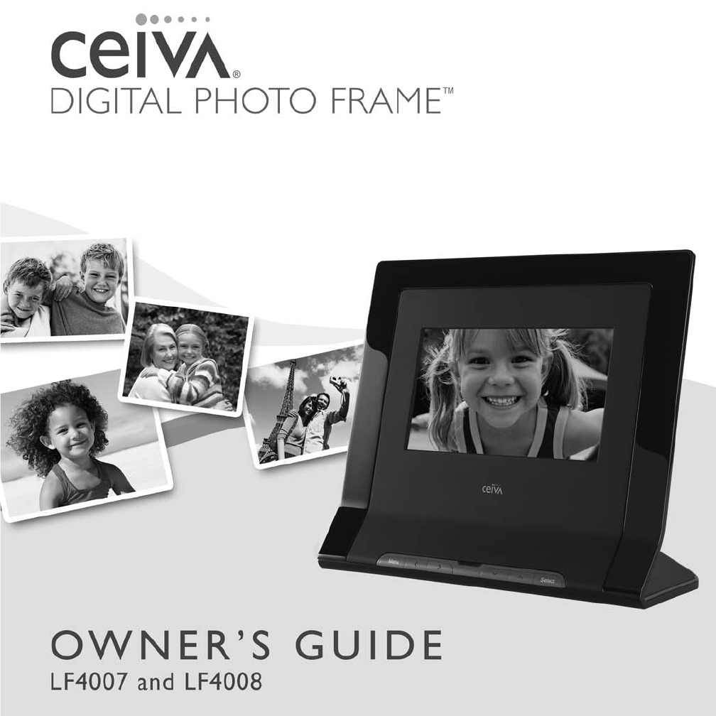 ceiva digital photo frame ceiva digital photo frame user guide. Black Bedroom Furniture Sets. Home Design Ideas