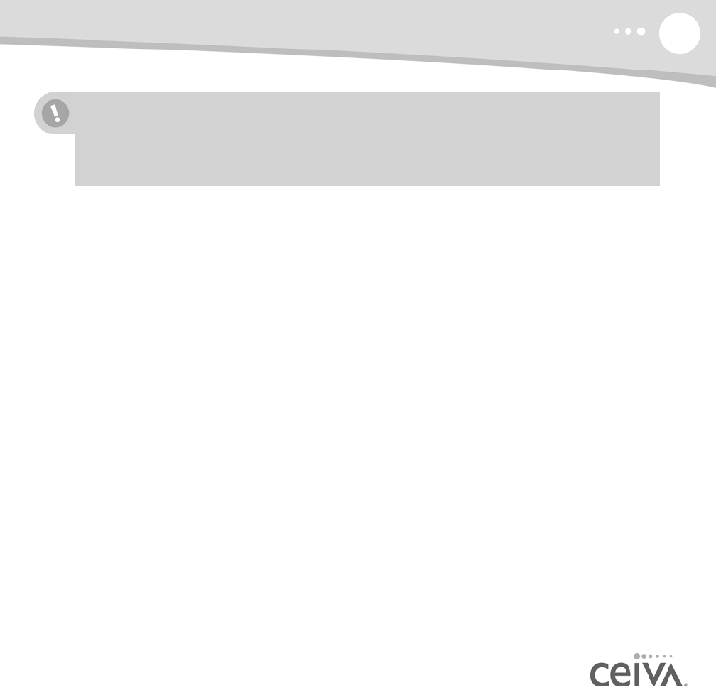 Page 18 of Ceiva Digital Photo Frame lf4008 User Guide ...