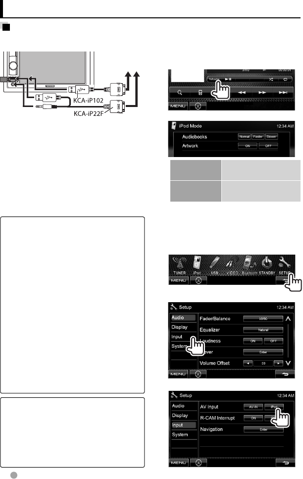 Page 20 Of Kenwood Car Stereo System Ddx