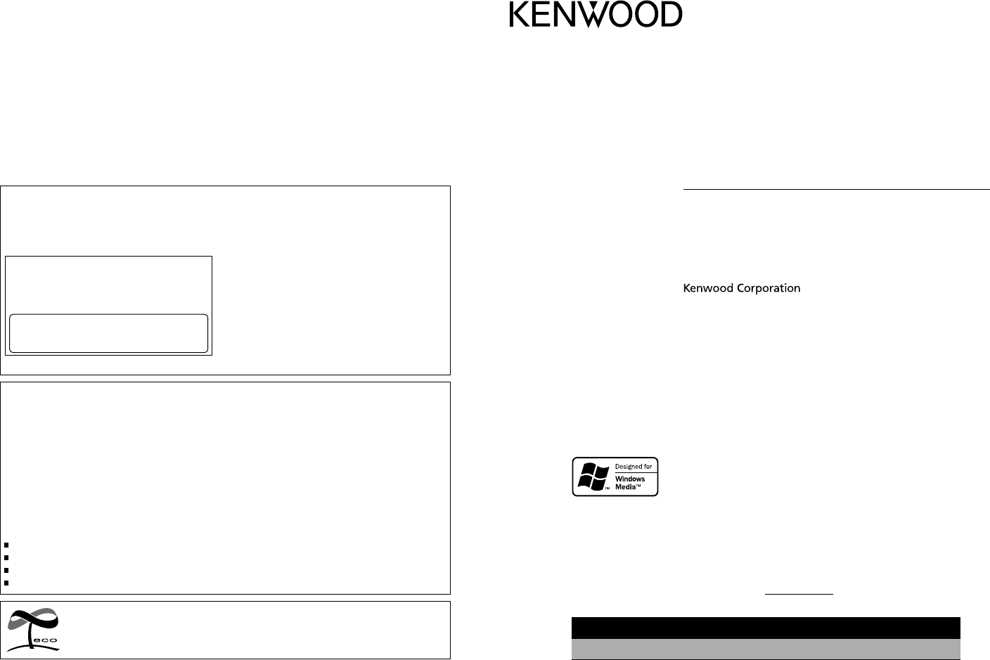 kenwood car stereo system kdc 148 user guide manualsonline com rh manualsonline com Charger for Kenwood Car Stereo Kenwood Car CD Decks