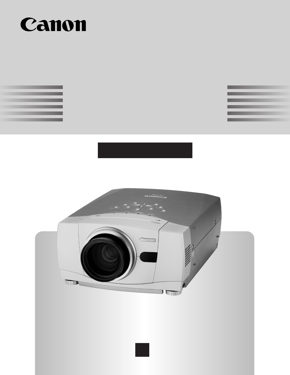 E. English. Multimedia Projector. Owner's Manual