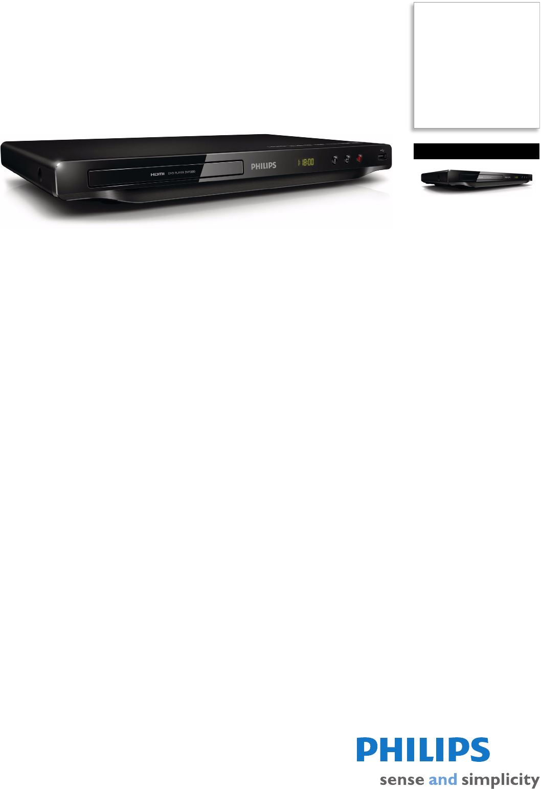 philips dvd player dvp3880 user guide manualsonline com rh tv manualsonline com Magnavox DVD Player Philips DVD Player Remote