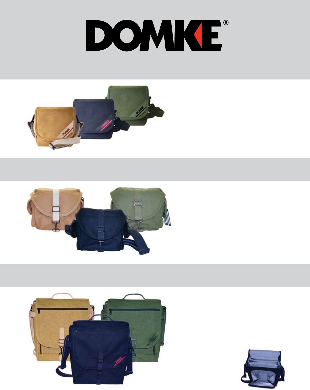 Tiffen Domke F-612 Long Lens Bag for up to 300mm Lens Black