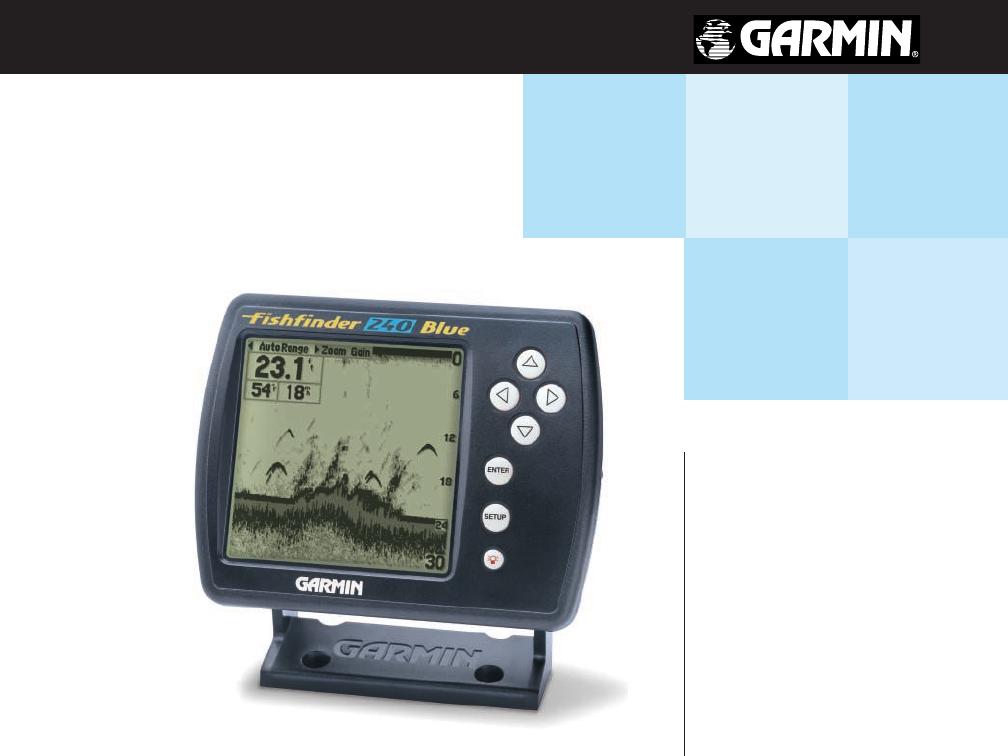 garmin fish finder 240 user guide manualsonline com rh marine manualsonline com Garmin 250C Fishfinder Garmin 250 Fishfinder