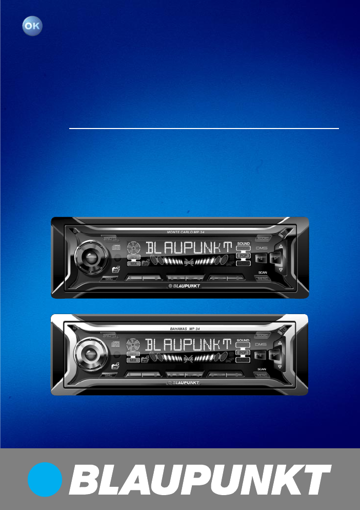 d7340d83 70dc 4caa 91cd 7b3e5b4570cc bg1 blaupunkt car stereo system mp34 user guide manualsonline com  at edmiracle.co