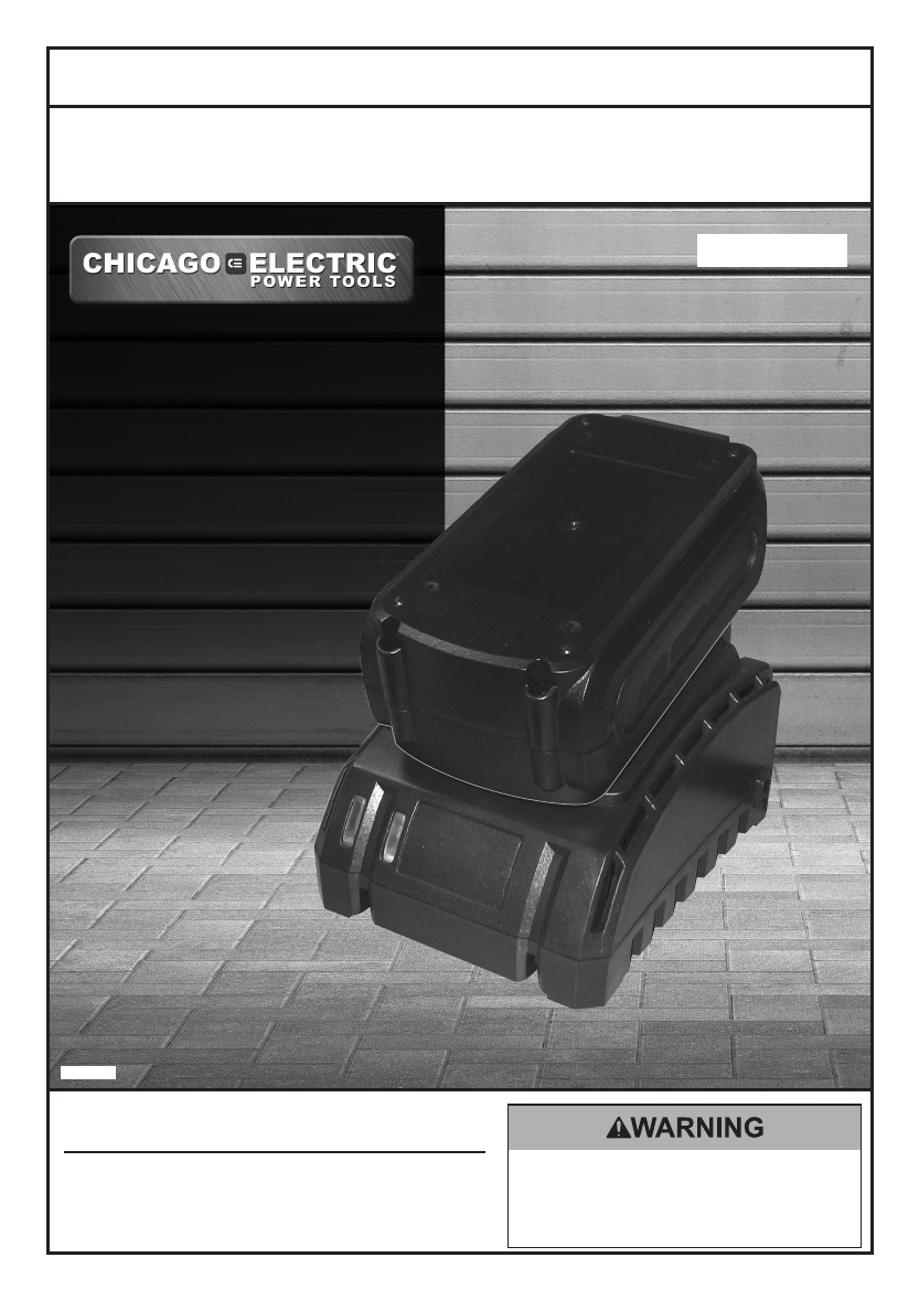 chicago electric power tools