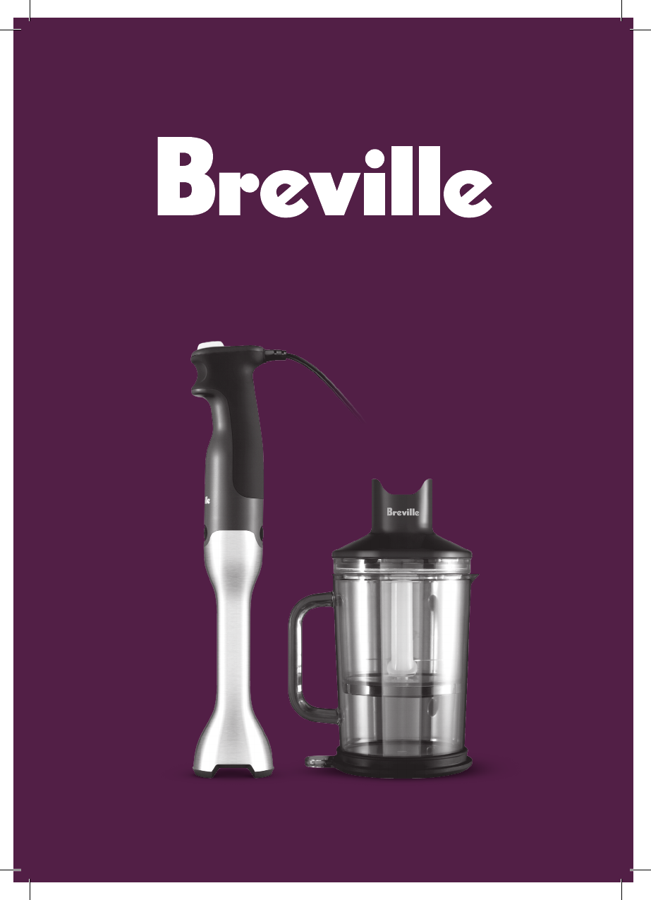 Breville Coffee Maker Descale Instructions : Breville Blender SLV3100 User Guide ManualsOnline.com