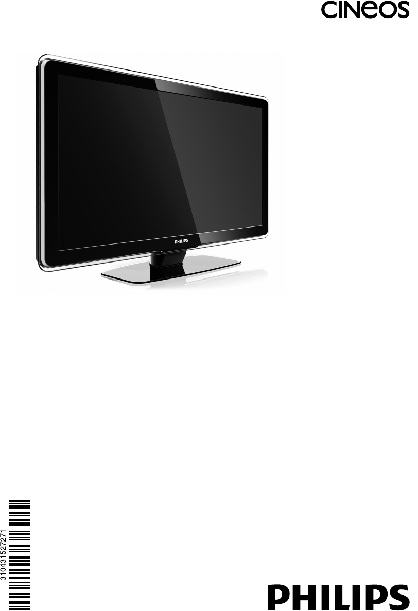 philips flat panel television 42pfl5603 user guide. Black Bedroom Furniture Sets. Home Design Ideas