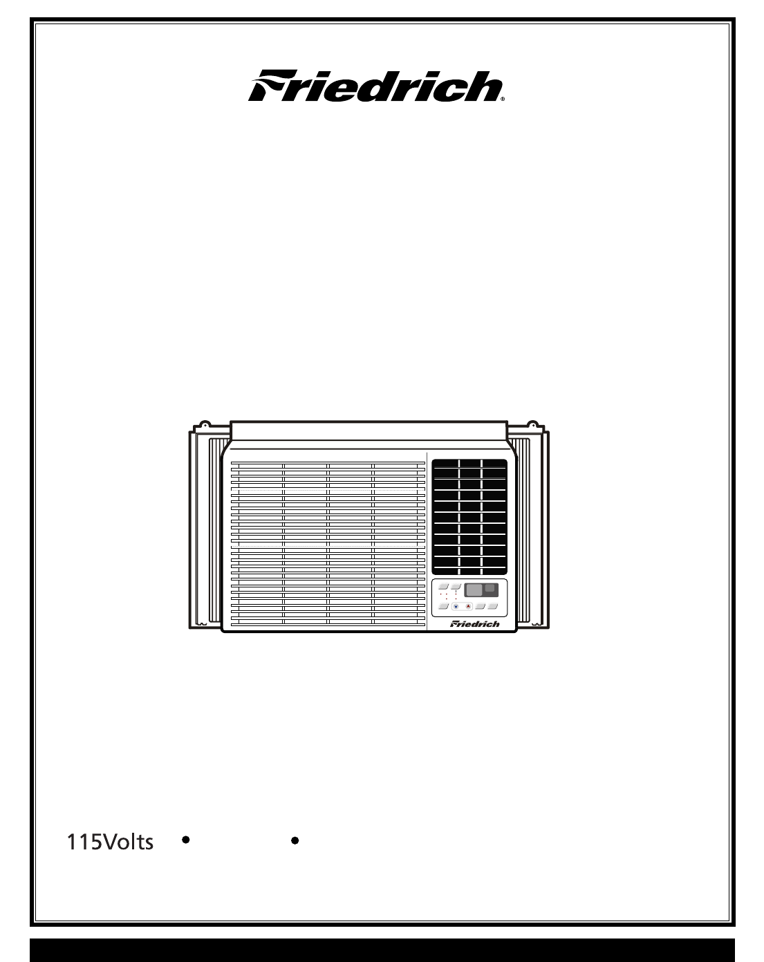 friedrich air conditioners wiring diagram bryant air