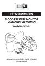 relion blood pressure monitor manual hem 741crel