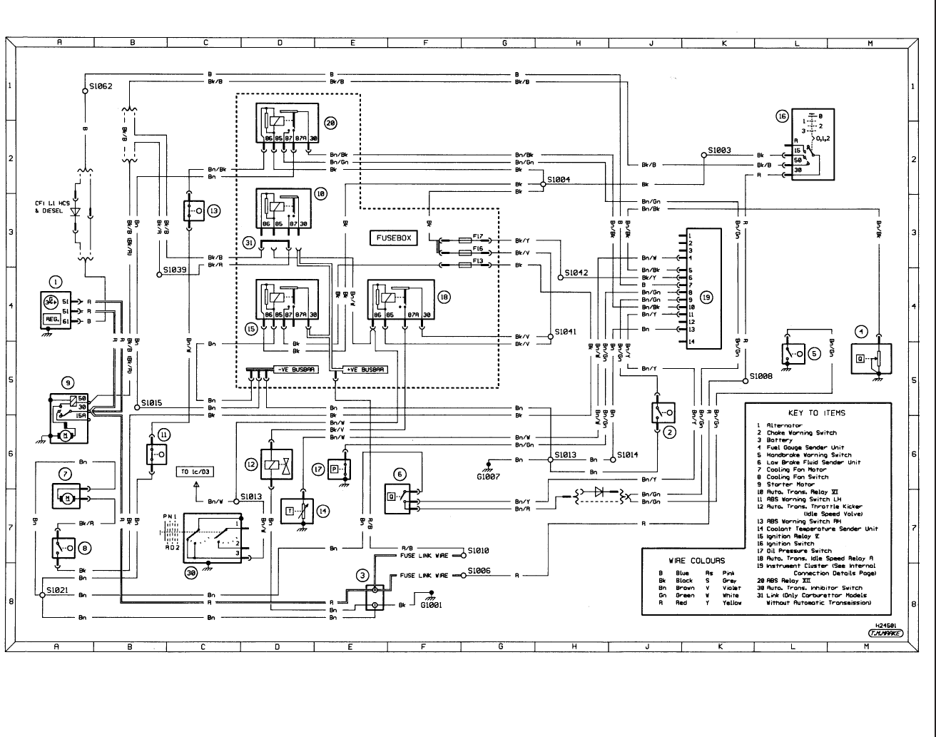 Oset Wiring Diagram Another Blog About 2810 Ford Tractor Model Quadzilla