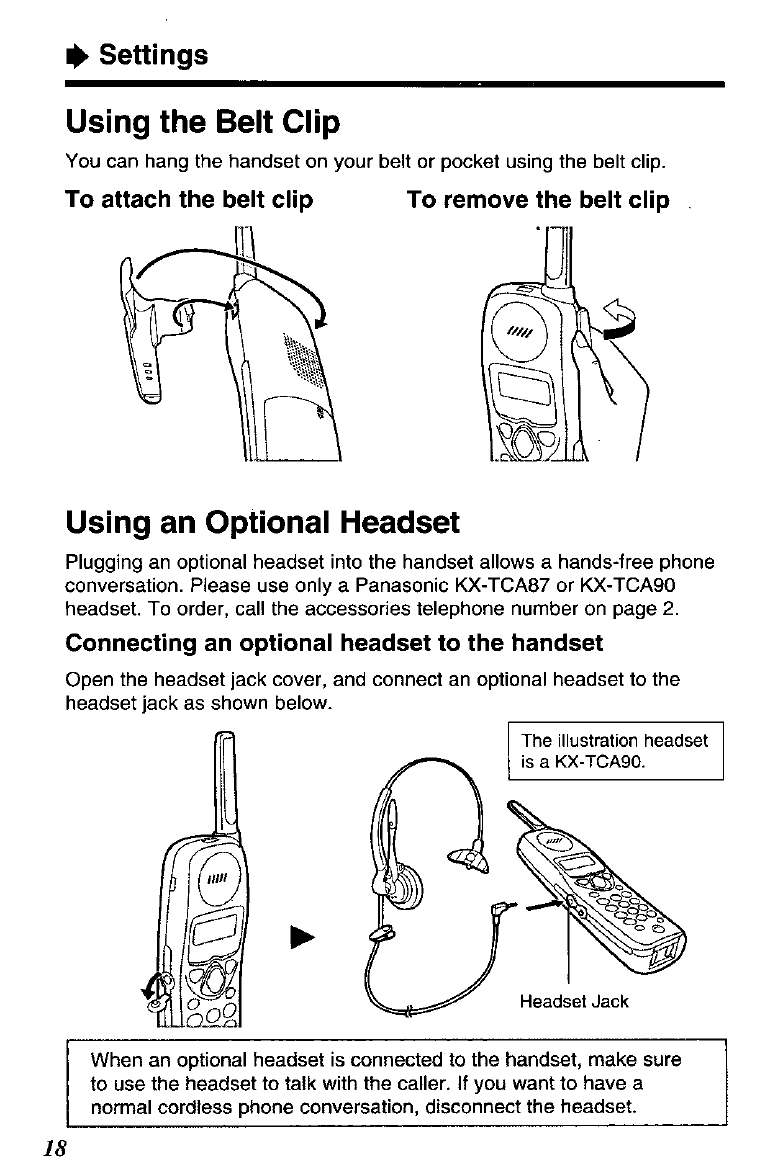 page 18 of panasonic telephone kx tc1743w user guide manualsonline com rh phone manualsonline com