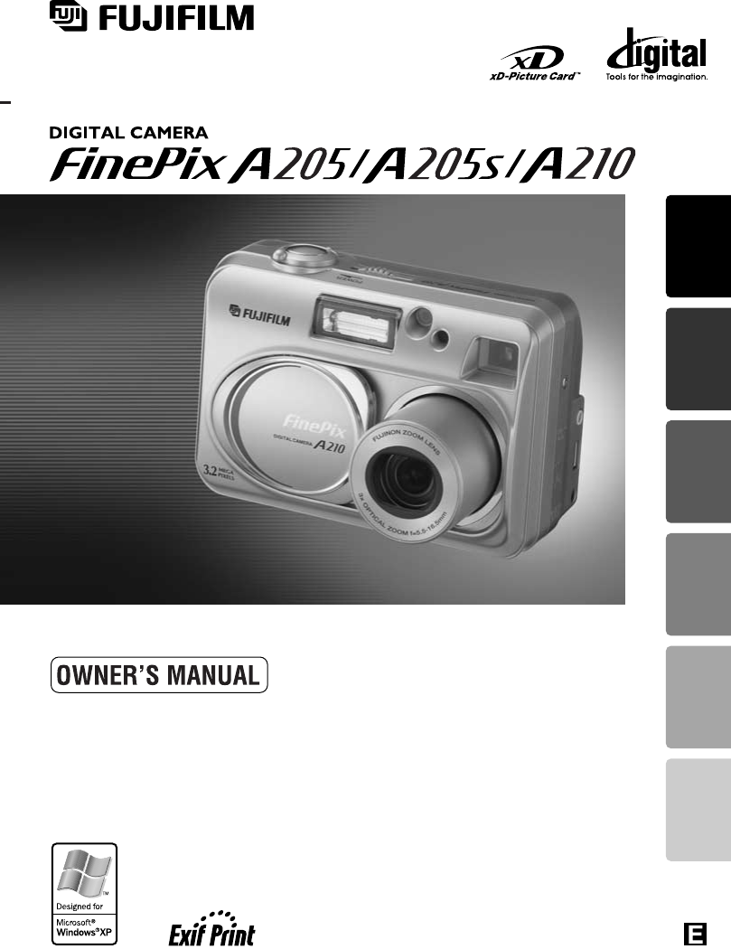 This manual will show you how to use your FUJIFILM. DIGITAL CAMERA ...