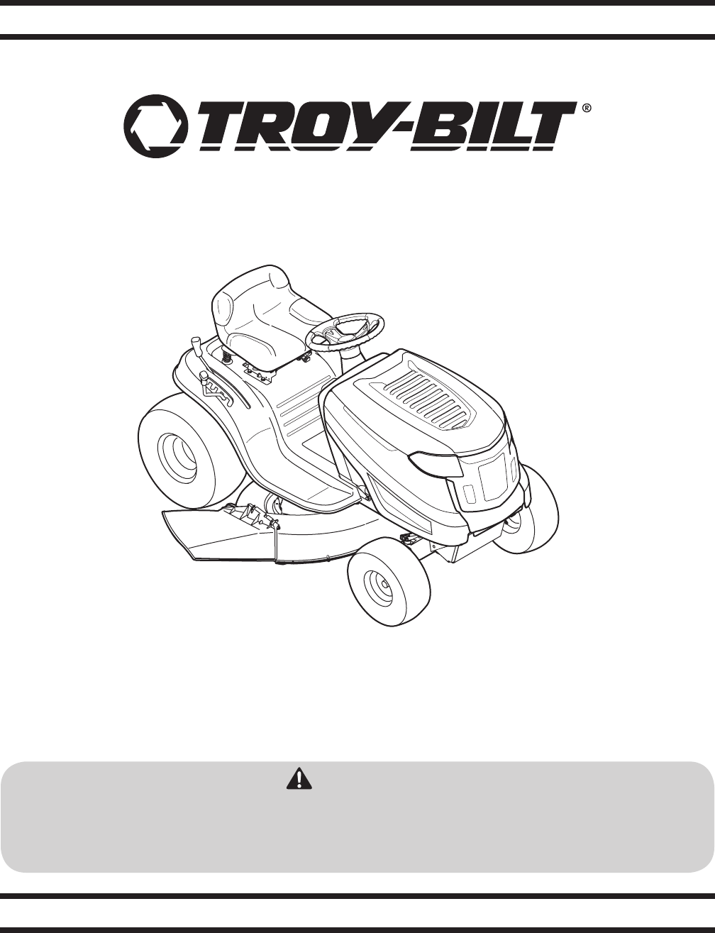 31301 further T25605830 Ltx1040 drive belt diagram additionally Solenoid For Murray Riding Mower Wiring Diagram besides Electrical Schematic For Riding Lawn further How To Replace An Ignition Coil On A Riding Lawn Mower. on troy bilt lawn mower wiring diagram