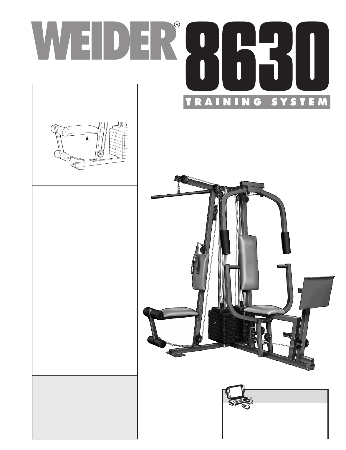 Weider 8630 Weight Machine Motavera Com