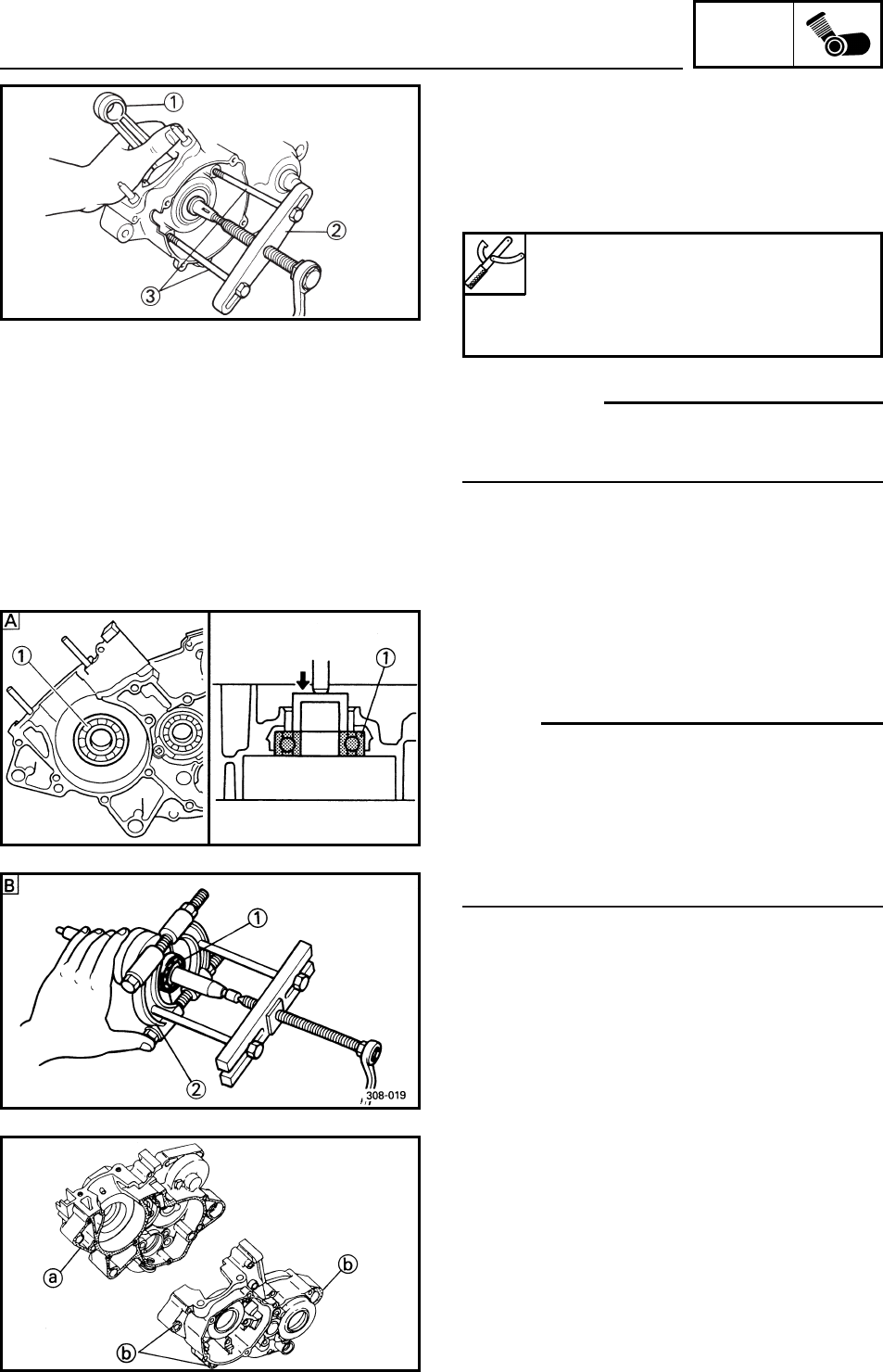 Page 151 Of Yamaha Motorcycle Yz125n1 User Guide Manualsonlinecom Fzx700 Wiring Diagram 4 64
