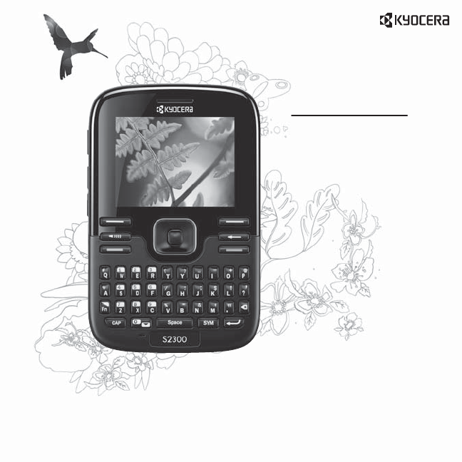 Kyocera cell phone s2300 user guide manualsonline m4hsunfo