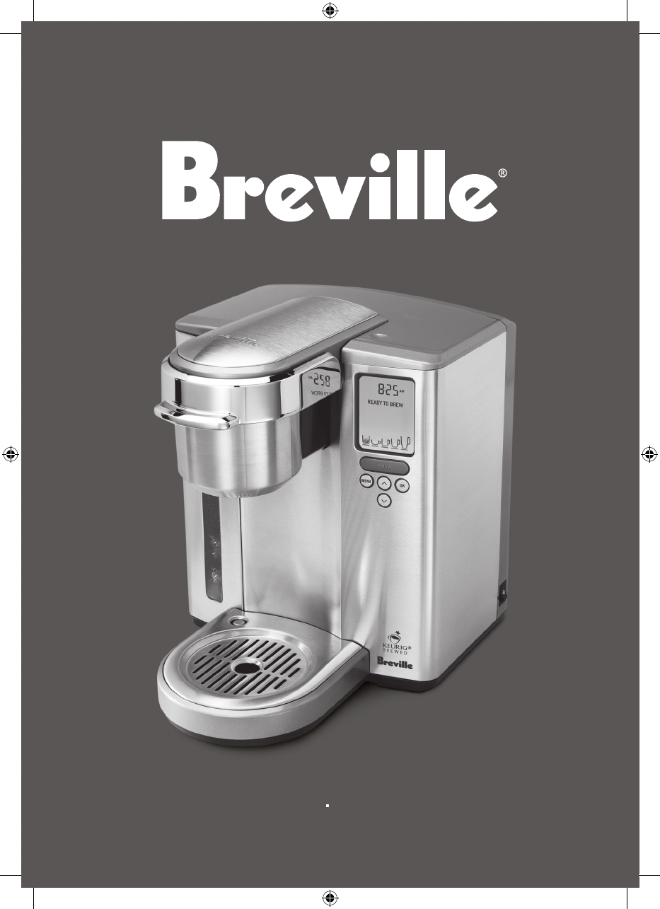 Breville K Cup Coffee Maker Problems : Breville Coffeemaker BKC700XL User Guide ManualsOnline.com