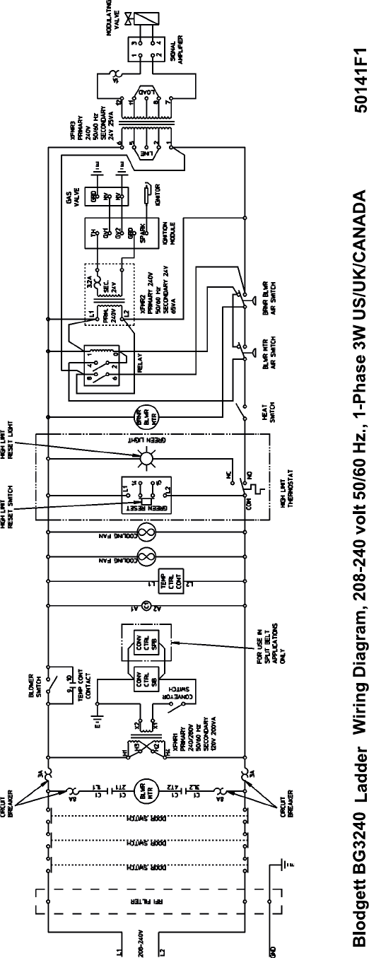 dc593337 e334 94b4 c96d fce20b4db478 bg1b page 27 of blodgett oven bg3240 user guide manualsonline com blodgett dfg 200 wiring diagram at bakdesigns.co