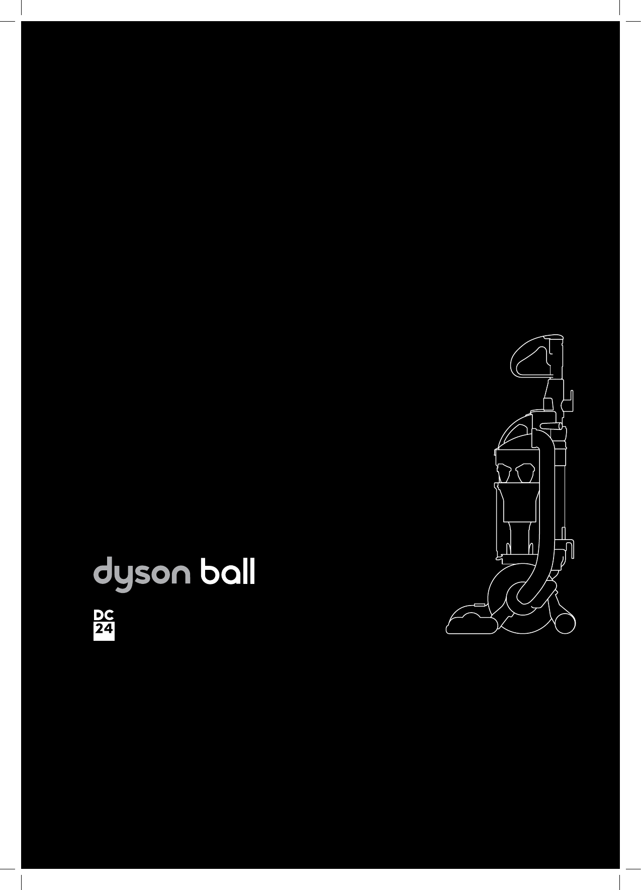 dyson vacuum cleaner dc24 user guide manualsonline com rh office manualsonline com dyson dc23 owners manual Dyson DC25 Parts Manual