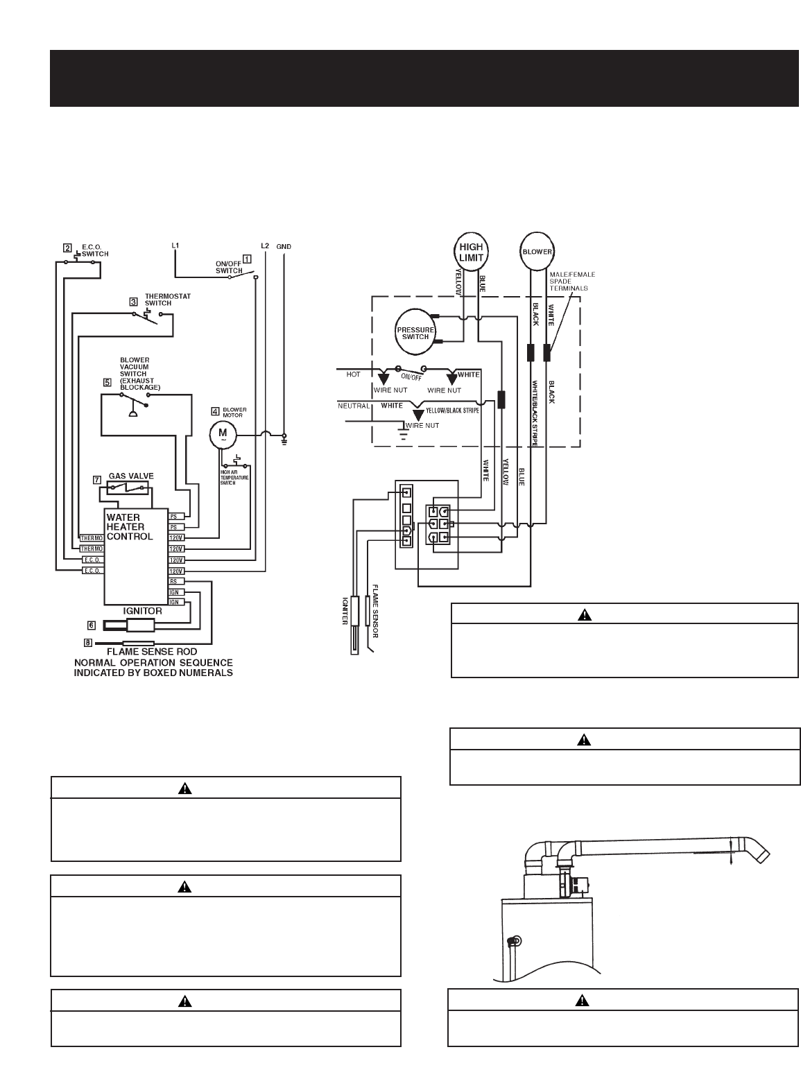 Reliance 606 Water Heater Wiring Diagram Diagrams Electric On 220 Volt Page 13 Of Heaters User Dimensions