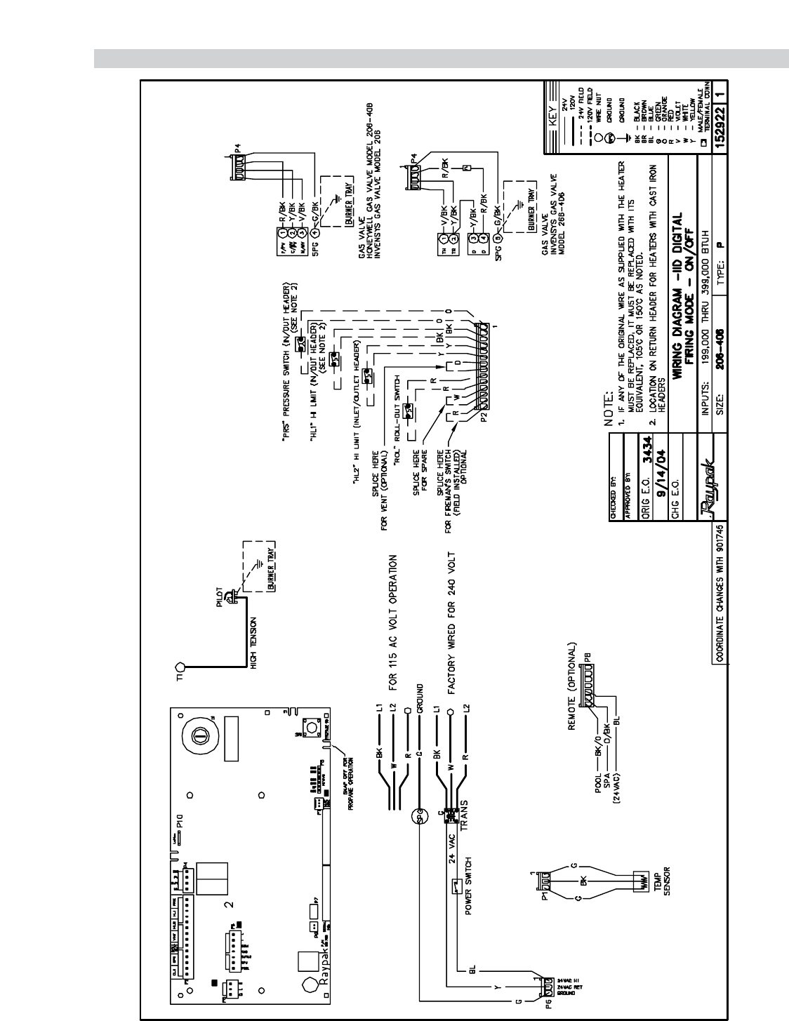 page 29 of raypak swimming pool heater 406a user guide