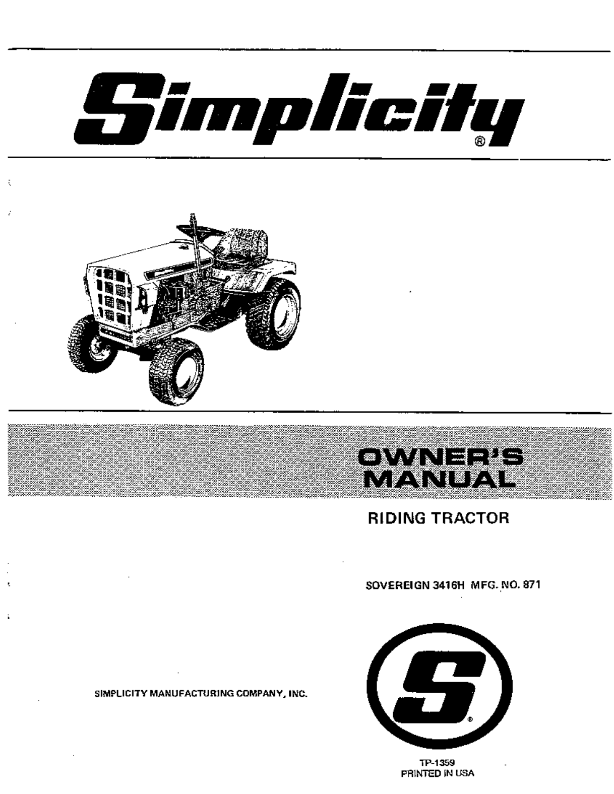 simplicity sunstar 20 hp wiring diagram simplicity get free image about wiring diagram